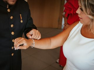 La boda de Trini y Rafa 2