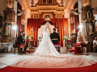 La boda de Trini y Rafa