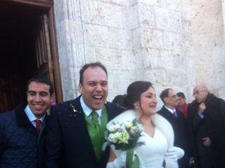 La boda de Belén Mata  y Luis Andrés Gómez 1