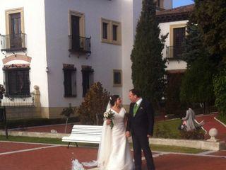 La boda de Belén Mata  y Luis Andrés Gómez 3