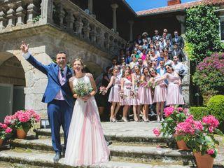 La boda de María y Rai