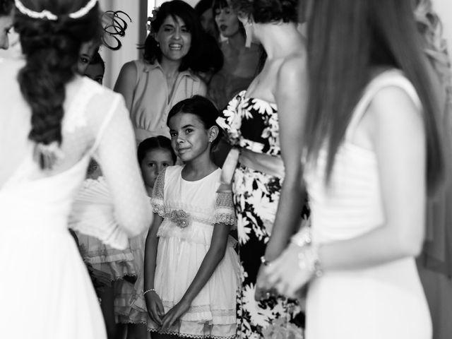 La boda de Beatriz y Roberto en Almodovar Del Campo, Ciudad Real 10