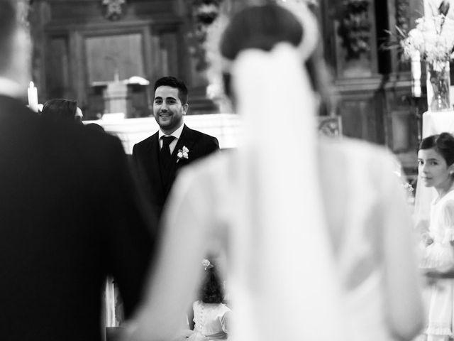 La boda de Beatriz y Roberto en Almodovar Del Campo, Ciudad Real 12