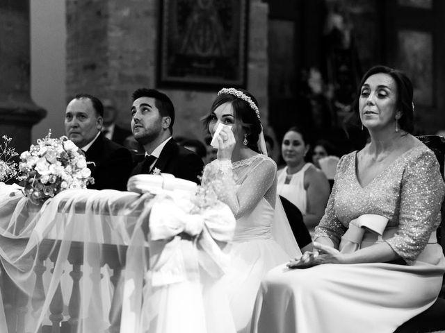 La boda de Beatriz y Roberto en Almodovar Del Campo, Ciudad Real 14