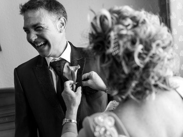 La boda de Javier y Cristina en Ibi, Alicante 8
