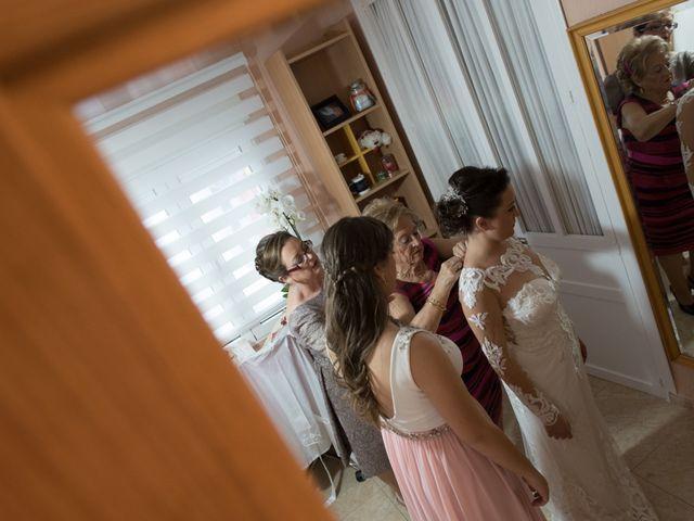 La boda de Javier y Cristina en Ibi, Alicante 14