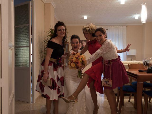 La boda de Javier y Cristina en Ibi, Alicante 21