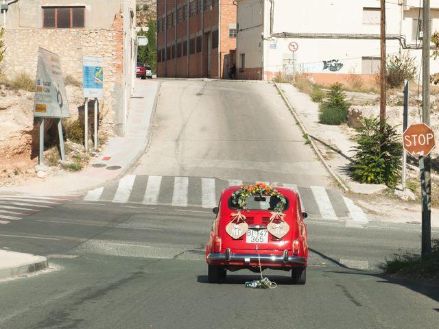 La boda de Javier y Cristina en Ibi, Alicante 23