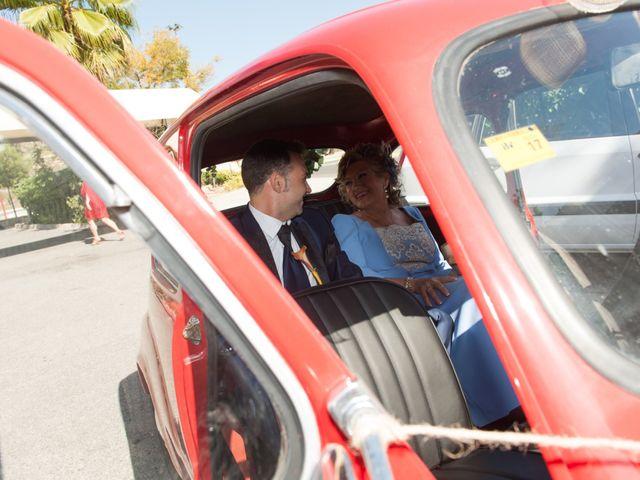 La boda de Javier y Cristina en Ibi, Alicante 24