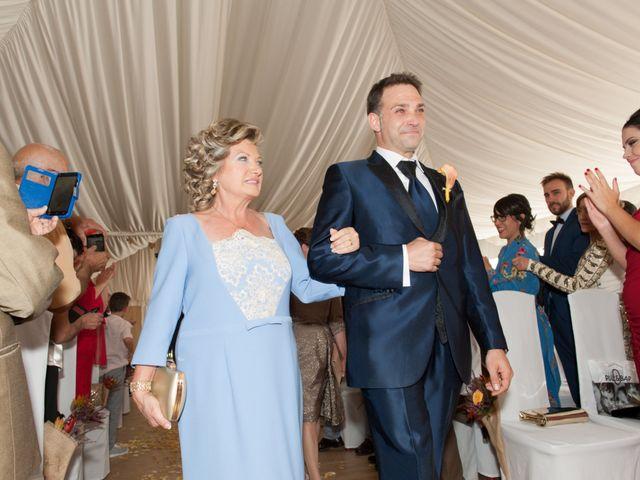 La boda de Javier y Cristina en Ibi, Alicante 25
