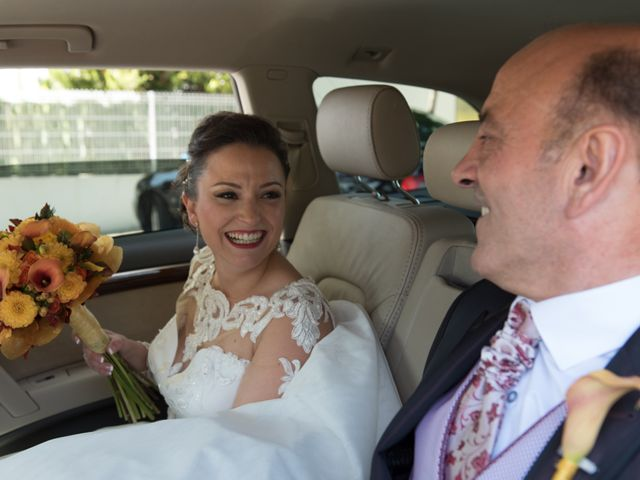 La boda de Javier y Cristina en Ibi, Alicante 27