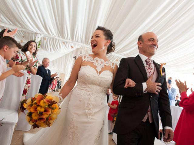 La boda de Javier y Cristina en Ibi, Alicante 29