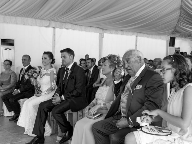 La boda de Javier y Cristina en Ibi, Alicante 30