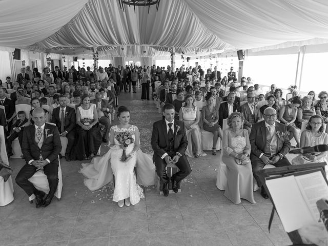 La boda de Javier y Cristina en Ibi, Alicante 31