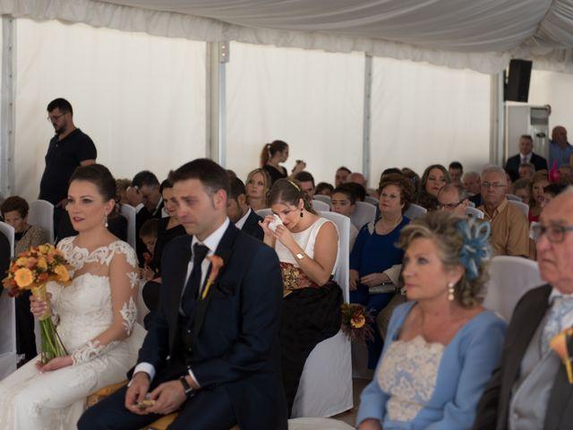 La boda de Javier y Cristina en Ibi, Alicante 32