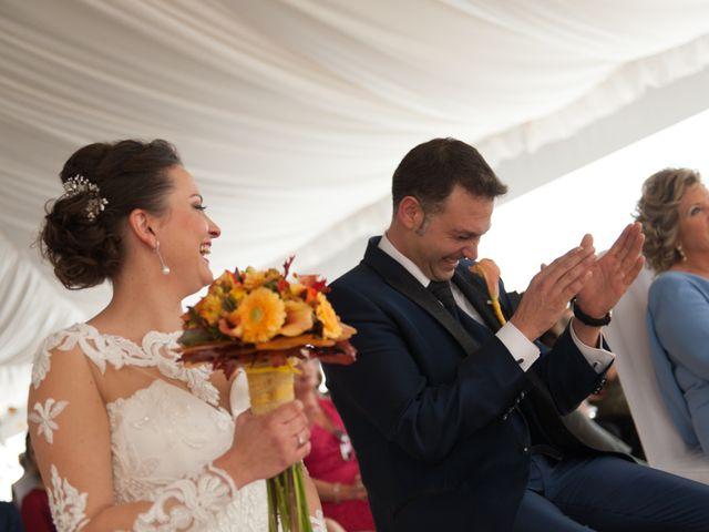 La boda de Javier y Cristina en Ibi, Alicante 33