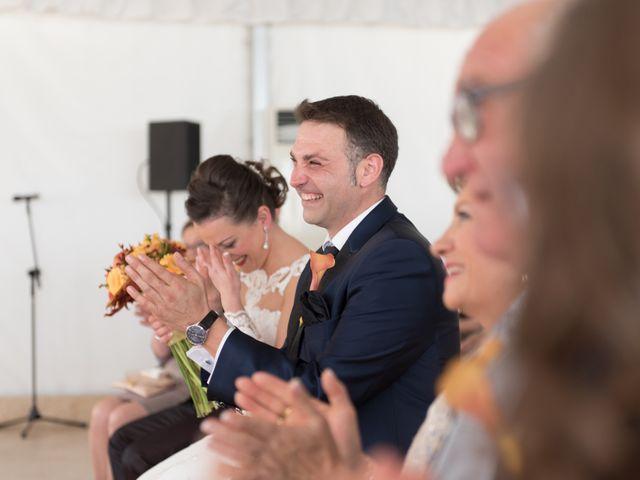 La boda de Javier y Cristina en Ibi, Alicante 34