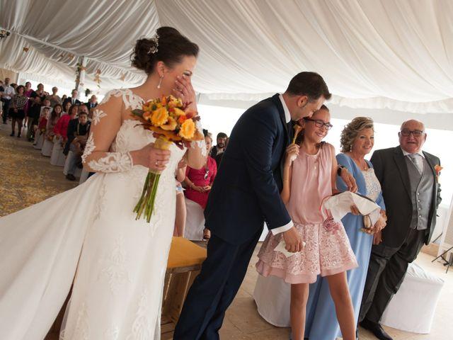 La boda de Javier y Cristina en Ibi, Alicante 35