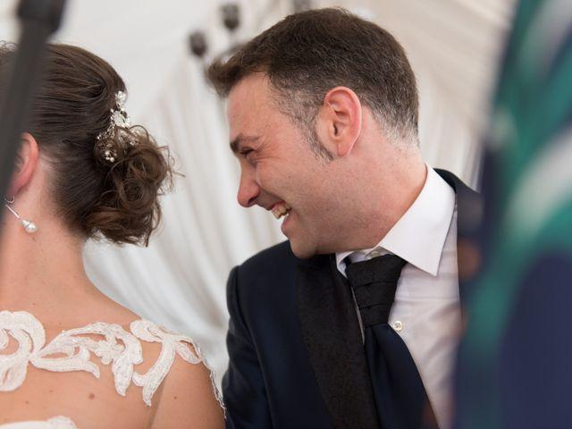 La boda de Javier y Cristina en Ibi, Alicante 37