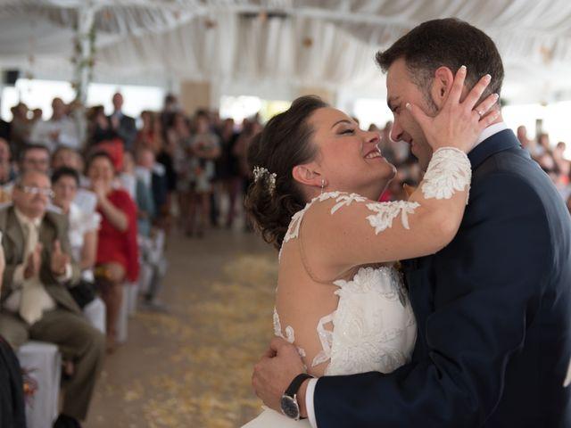 La boda de Javier y Cristina en Ibi, Alicante 41