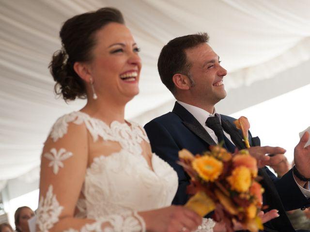 La boda de Javier y Cristina en Ibi, Alicante 43
