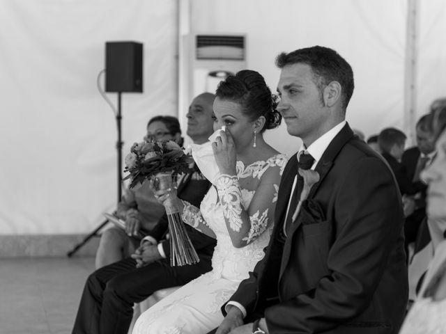 La boda de Javier y Cristina en Ibi, Alicante 44