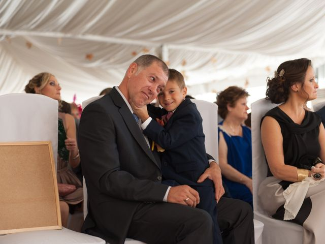 La boda de Javier y Cristina en Ibi, Alicante 46