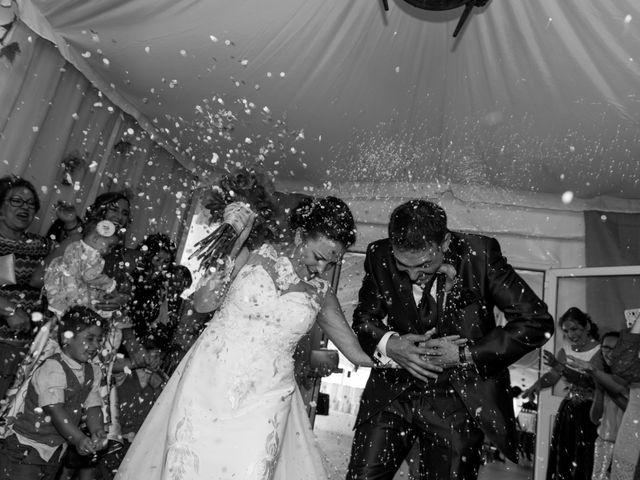 La boda de Javier y Cristina en Ibi, Alicante 47