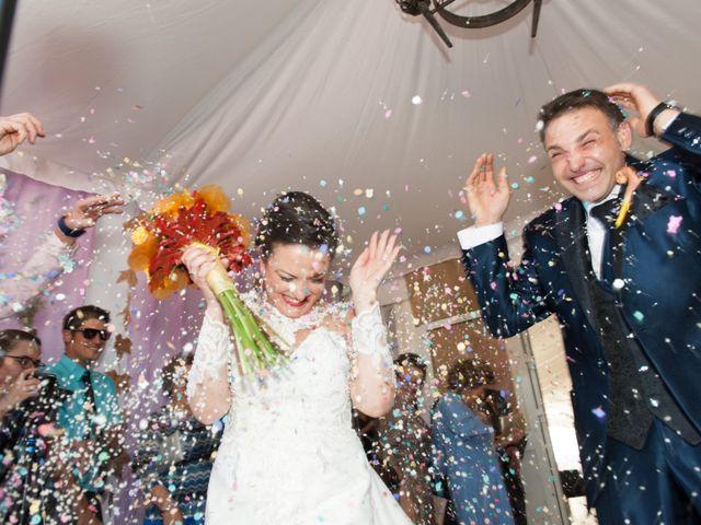 La boda de Javier y Cristina en Ibi, Alicante 48