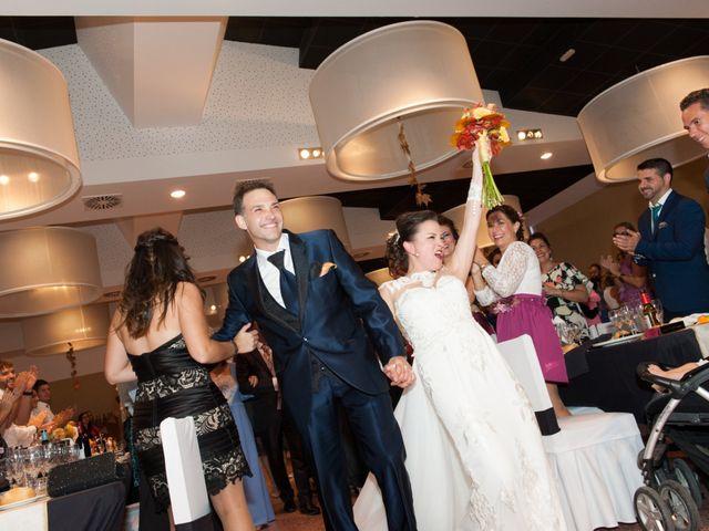La boda de Javier y Cristina en Ibi, Alicante 1
