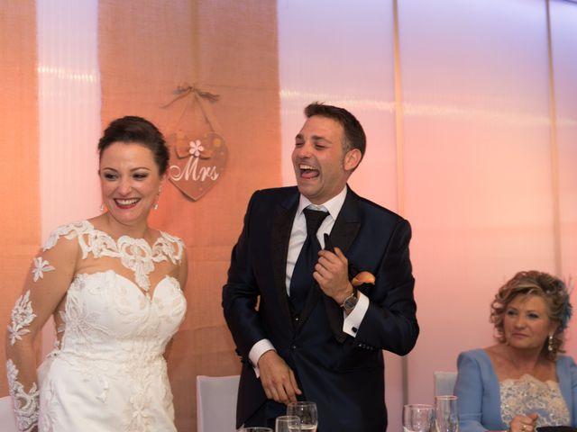 La boda de Javier y Cristina en Ibi, Alicante 49