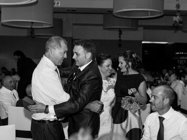 La boda de Javier y Cristina en Ibi, Alicante 56