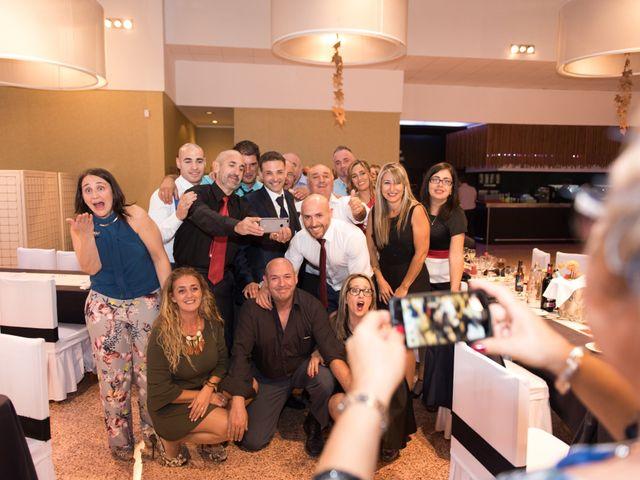 La boda de Javier y Cristina en Ibi, Alicante 58