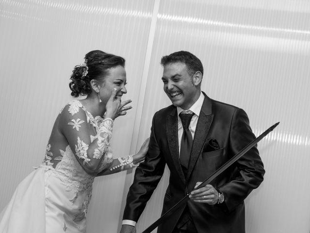 La boda de Javier y Cristina en Ibi, Alicante 60