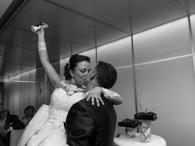 La boda de Javier y Cristina en Ibi, Alicante 61