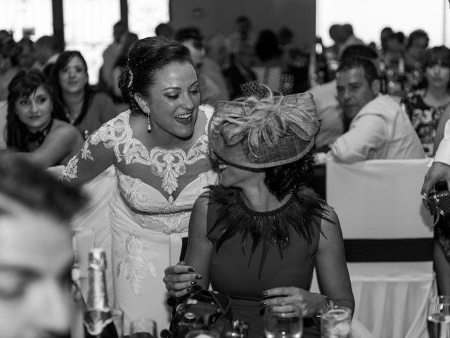 La boda de Javier y Cristina en Ibi, Alicante 64