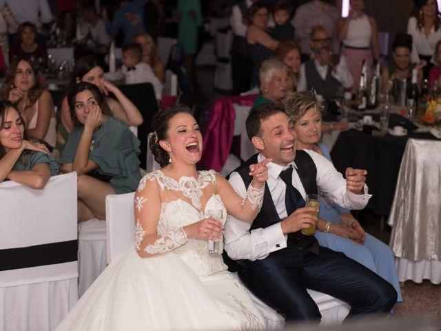 La boda de Javier y Cristina en Ibi, Alicante 65
