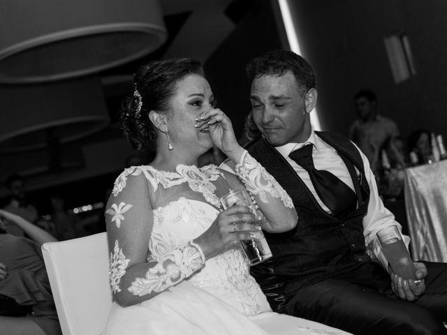 La boda de Javier y Cristina en Ibi, Alicante 66