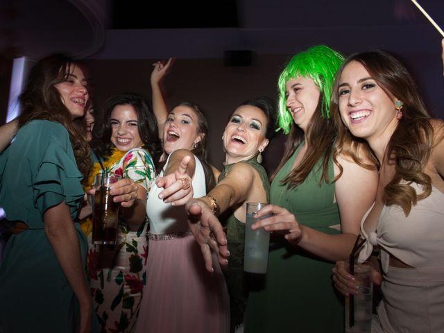 La boda de Javier y Cristina en Ibi, Alicante 76