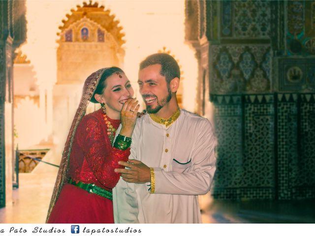 La boda de Issam y Fátima en Sevilla, Sevilla 3