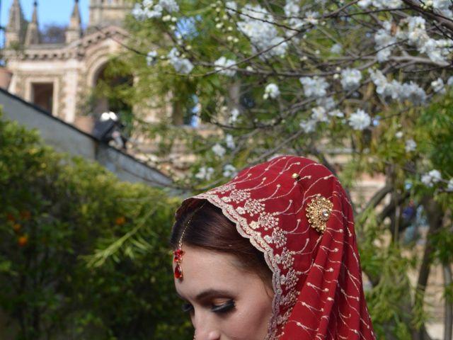 La boda de Issam y Fátima en Sevilla, Sevilla 7
