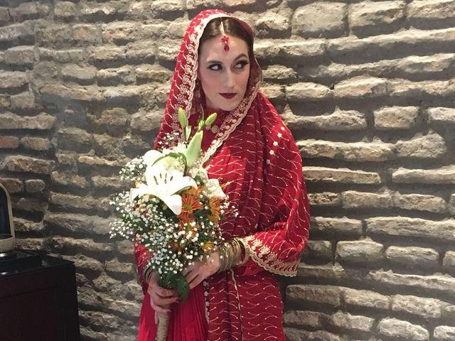 La boda de Issam y Fátima en Sevilla, Sevilla 15