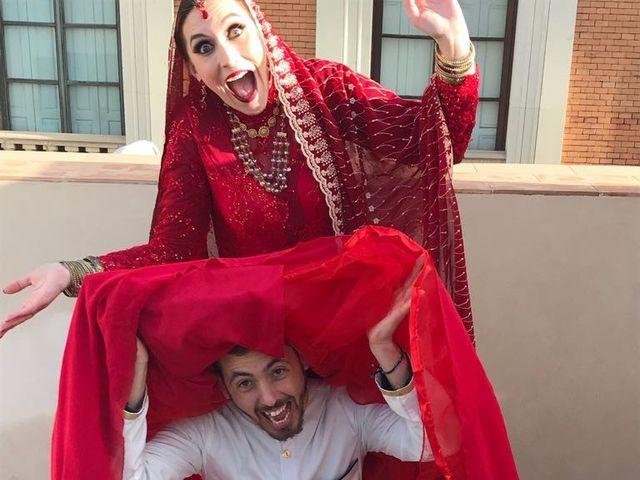 La boda de Issam y Fátima en Sevilla, Sevilla 18