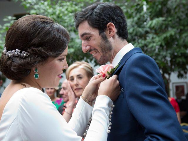 La boda de Clara y Juanje