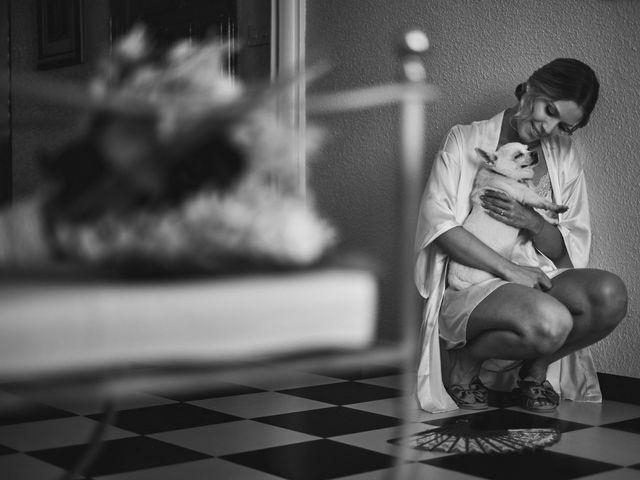 La boda de Pablo y Mireia en Casas Ibañez, Albacete 2