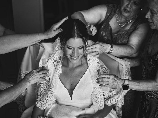La boda de Pablo y Mireia en Casas Ibañez, Albacete 5