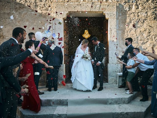 La boda de Pablo y Mireia en Casas Ibañez, Albacete 6