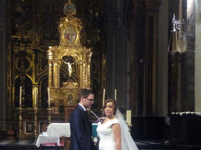 La boda de Alfonso y Sonia en Jaén, Jaén 1