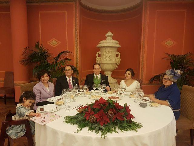 La boda de Belén Mata  y Luis Andrés Gómez