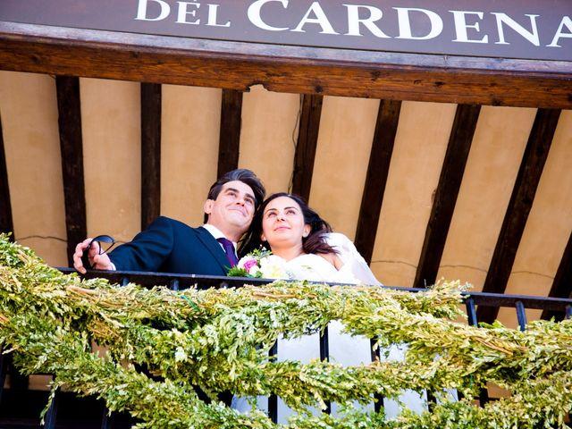La boda de Iulia y Fernando